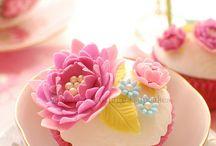 jedzenie: cupcakes
