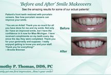 Smile Gallery / Dr. Timothy Thomas, of Livonia MI 48154, is pleased to offer his patients a full range of caring and professional dental care services. These services include: children's, cosmetic, family, general and implant dentistry. Let us help you make the right first impression! http://mylivoniasmiles.com/