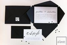 Faire-Parts & Invitations / Faire-parts et invitations pour mariages.