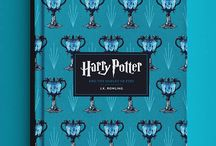 Harry Potter books covers