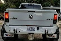 F250 front & rear bumpers