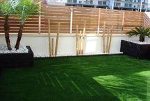 mi jardines y terrazas
