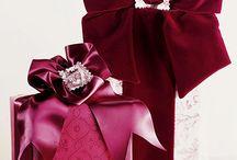 Vianočné - pohľadnice + balenie