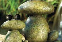 piedras con arte