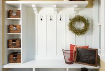 Entryways || Hallways || Mudrooms