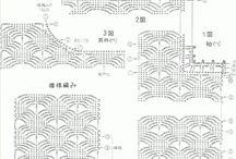 point crochet rose
