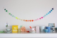 Garlands & Mobiles / by Katrina Owers