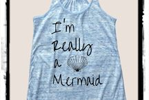 Mermaid shirts that I need to own