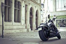 Fahrräder, Mofas, Motorräder Und Trikes / motorcycle motorbike bicycle vintage oldschool / by Nelie Rednow