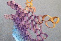 escultura para alumnos