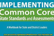 Common Core Standards / by Jennifer Templin