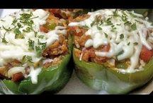 Recipes / by Billy DeLa Cruz