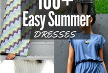 How to make :  Dresses