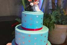 Wedding Cakes & Toppers / by Disneymooners