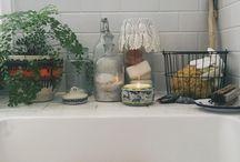 Bathroom dreaming