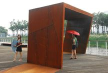Arquitectura efímera | Instalaciones