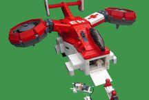 Lego Elicotteri