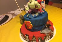 Avengers Party! / Avengers and Super Hero theme party for a 6 year old!