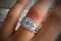 ~Simon G Engagement Rings~