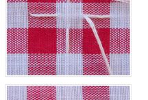 Embroidery-Gingham