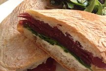 Sandwiches at Barbalu                     #Barbalu #Restaurant #NYC