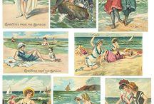 At the seaside / by Nancy Muylaert