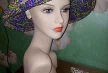 Ivana Grillo - Cappelli uncinetto estivi / Cappelli estivi all'uncinetto - Made in Italy
