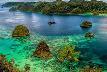 Indonesia Beautiful Beach