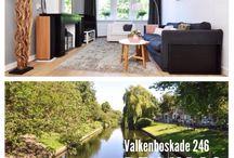 Valkenboskade 246 - Den Haag / Aan het mooiste deel van de kade, ligt dit fraai onderhouden 4 kamer appartement.