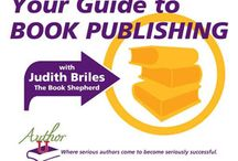 Authors Radio Network / Judith does several radio podcasts each week--all focused at the author and publishing worlds. Join her as she interviews a variety of publishing professionals. The goal? To create a better book, a rock star author, soar your book marketing results and deal with the author overwhelm that hits us all.