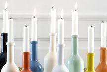 DIY- Candle Holders