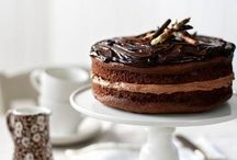 Possible Birthday Cake Recipes