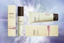 Time to Treat - AHAVA - Face Care / AHAVA's Time to Treat category uses the OsmoterTM, a carefully balanced concentrate of Dead Sea minerals and other natural ingredients to address specific skin conditions.