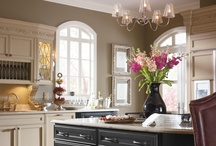Decora Cabinetry / Our favorite ideas for on trend color, design, and styles. / by MasterBrand Cabinets