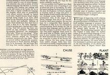 Vintage Infodesign