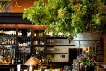 Gramercy Tavern / Seasonal Flower Decoration in Gramercy Tavern