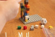 Learning with LEGOS / There are so many learning opportunities using LEGOS. Most of the time your children will be having so much fun that they won't even realize they are learning. Isn't that the best way to learn?... By having fun! RENT LEGOS http://www.shareasale.com/r.cfm?B=525330&U=1048907&M=49863&urllink=