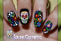calavera Nails