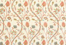 Textile & wallpaper patterns