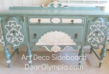 Painted furniture / by Jo Centgraf
