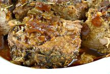 Pork Recipes / Roasted, braised, fried, baked, breaded, marinated ~ if it is a pork recipe that we've enjoyed, we'll repin it here!