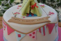Glamping Birthday