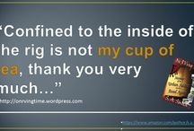 """Inspirational Quotes / Famous quotes from RVers and quotes from my series """"On RVing Time"""""""