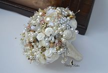 Top 10 Unique Bouquets / Unique bridal bouquets for a beautiful wedding from Chasing Rubies