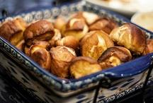 Breads/Toppings / by Bernadette Brenner