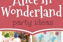Alice in wonderland!!✨