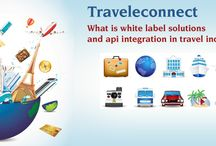 white label solutions and API integration in Travel Industry / Travel e-connect offers you white label solutions and API integration for your agency.