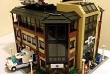 Lego (Modular) buildings