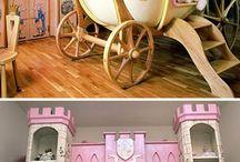 Castle bedrooms