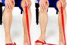 Broken ankle rehabilitation